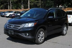 2014 Honda CR-V Touring AWD LEATHER NAVI