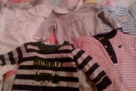 Baby boy bundle newborn and 0-3 months
