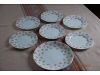 Beautiful Aynsley china tea/side plates