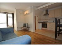 Lovely 1 bedroom flat with own entrance on Glenmore Road in Belsize Park/Hampstead area