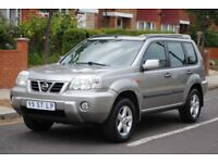LHD LEFT HAND DRIVE NISSAN X-TRAIL OUTDOOR 4x4 , AC, CLEAN CAR