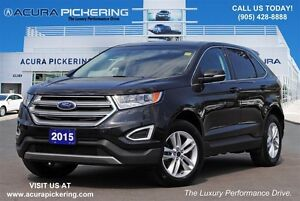 2015 Ford Edge SEL|Leather|AWD|MyFord Touch
