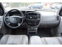 LHD LEFT HAND DRIVE MAZDA TRIBUTE 4x4 AUTOMATIC LEATHER FULLY LOADED