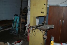 Band saw. BAND SAW. Single phase band saw. Woodworking band saw.