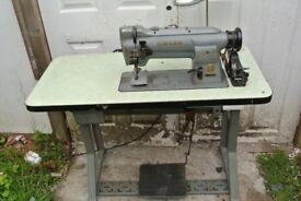 Singer 211G156 Compound Feed HEAVY DUTY Walking Foot Sewing Machine