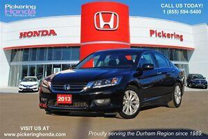 2013 Honda Accord EX-L | LEATHER | BLUETOOTH | HEATED SEATS