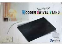 Television swivel stand