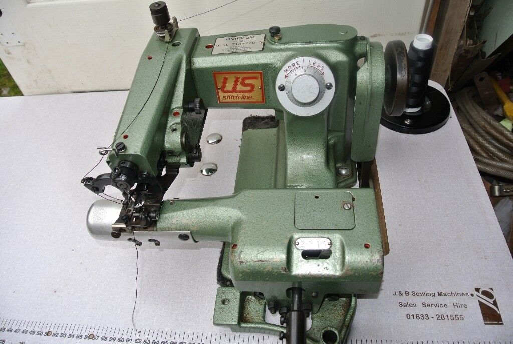 U Stitch Line Blind Hemmer Felling Machine Industrial Sewing Machine Cool Gumtree Industrial Sewing Machine For Sale
