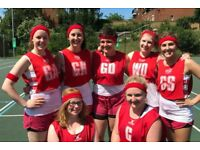 Netball in Dulwich - Ladies Social League