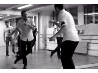 Tap dance and street jazz lessons, private or in groups