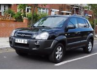 LHD LEFT HAND DRIVE HYUNDAI TUCSON 2005 4x4 AUTOMATIC LEATHER A/C CLEAN CAR