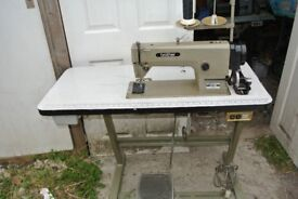 Brother Flatbed Sewing machine FOR CURTAINS, HORSE RUGS, HOME USE, DENIM, CANVAS