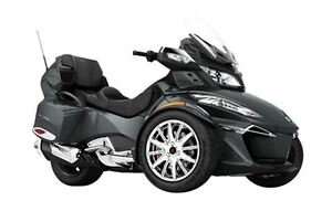 2017 can-am Spyder RT  Limited SE6