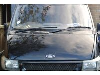 Ford Transit 2.0D-5 seats window on site