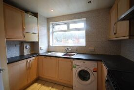 3 Bedroom First Floor Flat - Large Reception - Separate Bath & W/c - Available Now