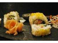 Kitchen Assistant for Sushi Bar Full Time