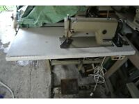 Brother MARK III Heavy Duty Industrial Flatbed Sewing machine