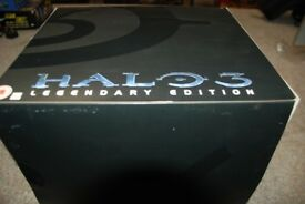 Halo 3 legendary edition limited edition game. HALO 3 LIMITED.