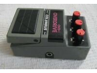 Aria Columbus #OVD-5 OVERDRIVE effects Foot PEDAL - scarce 1980s - Made In Japan