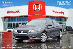 2013 Honda Accord EX-L | LEATHER | SUNROOF | REAR & SIDE CAMERA