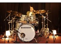 PRO & ONLINE DRUMMER AVAILABLE - Credits with Major Labels, Platinum Selling & Chart Topping Artists