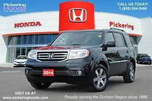 2014 Honda Pilot Touring | LEATHER | NAVIGATION
