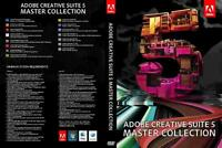 ADOBE CREATIVE SUITE CS4 or CS5 or CS6 - WANTED