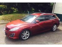 Mazda 6 Sport Estate 2010