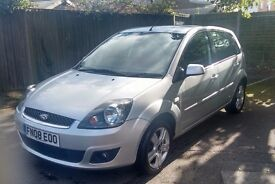 Ford Fiesta Zetec 1.25 Climate 5dr (2008)