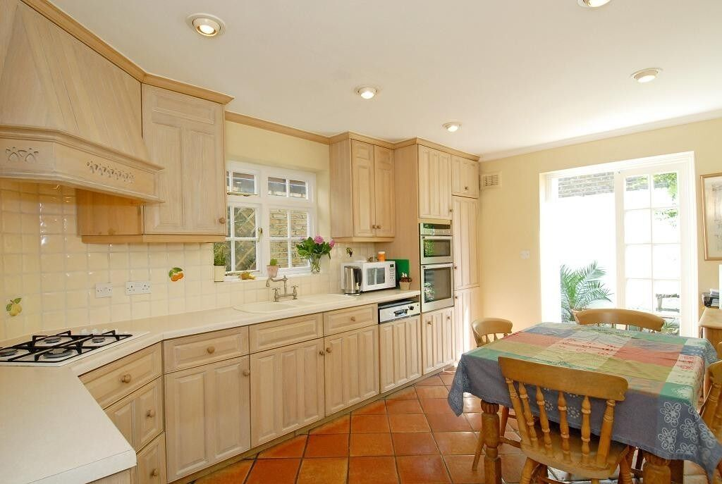 A spacious four bedroom, two bathroom house located on Tournay Road, SW6