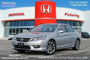 2013 Honda Accord Sport | BLUETOOTH | HEATED SEATS | REAR CAMERA