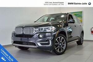 2014 BMW X5 35i + Toit panoramique + Volant Chauffant