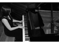 Caroline McKinney Pianist