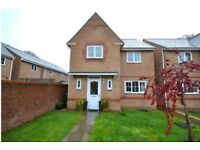 4 bed detached private garden and garage in exclusive estate