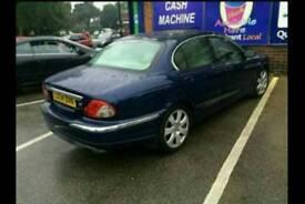 Jaguar X type AWD 3.0 V6 (54 reg) fully loaded