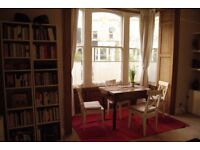 Bright room in a lovely flat with garden