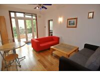 Large ground floor 3 bedroom flat with garden in excellent location of Willesden Green NW2