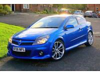 2006 06 VAUXHALL ASTRA VXR 2.0 TURBO ARDEN BLUE RECARO HEATED LEATHERS MINT CAR BARGAIN P/X SWAPS