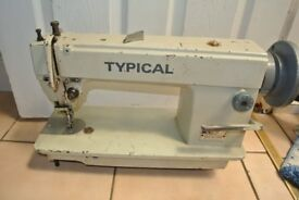 Typical-GC0302-Industrial-Walking-Foot-Sewing-Machine-Head-Only