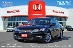 2014 Honda Accord EX-L | LEATHER | BLUETOOTH | SIDE & REAR CAMER