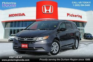 2015 Honda Odyssey SE | 8 SEATS | REAR CAMERA | BLUETOOTH