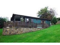 Tingdene Harcourt two bed Holiday Lodge located in Kirkby Lonsdale
