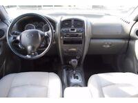 LHD LEFT HAND DRIVE HYUNDAI SANTA FE 2005 4x4, AUTOMATIC,LEATHER, AIRCO, CRUISE CONTROL,CLEAN CAR