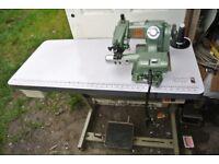 U Stitch Line Blind hemmer felling machine industrial sewing machine Model SL 718-2/D