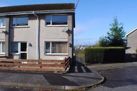 Three bedroom end terrace for rent in Castle Douglas, Dumfries & Galloway, DG7 1JH.