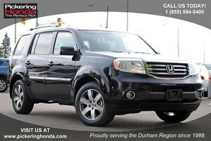 2014 Honda Pilot Touring LEATHER NAVI 4WD