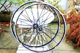 2013 Mavic Ksyrium SL PREMIUM EDITION Road Racing Wheelset Wheels Shimano 11 sp Clincher 700C VGC