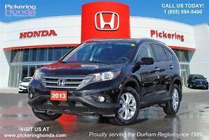 2013 Honda CR-V Touring   AWD   LEATHER   ALLOYS