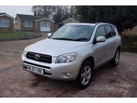 toyota rav4 in showroom condition