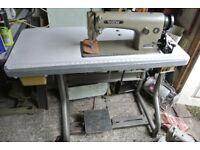 Brother DB2-B716-403AB Lockstitch Heavy Duty Industrial Sewing Machine